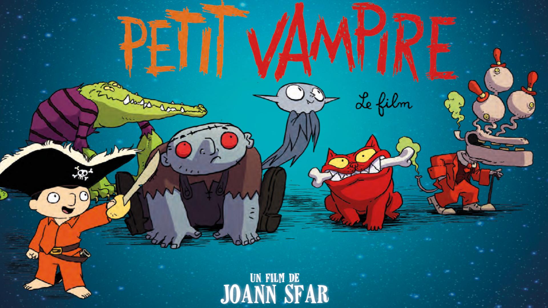 Petit-Vampire ©La Cie Cinématographique - Studio Canal