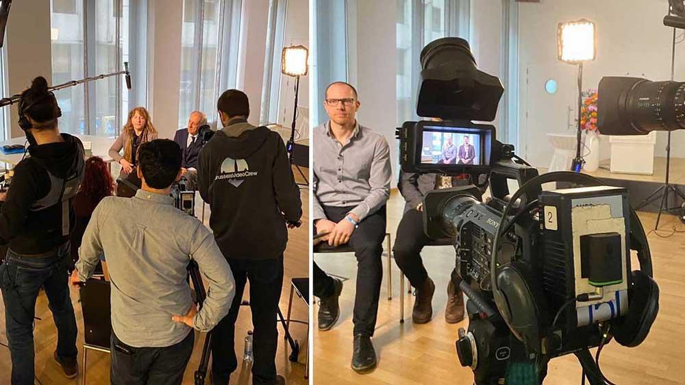interview-corporate-video-film-sony-fs7-cameraman-brussels-video-crew
