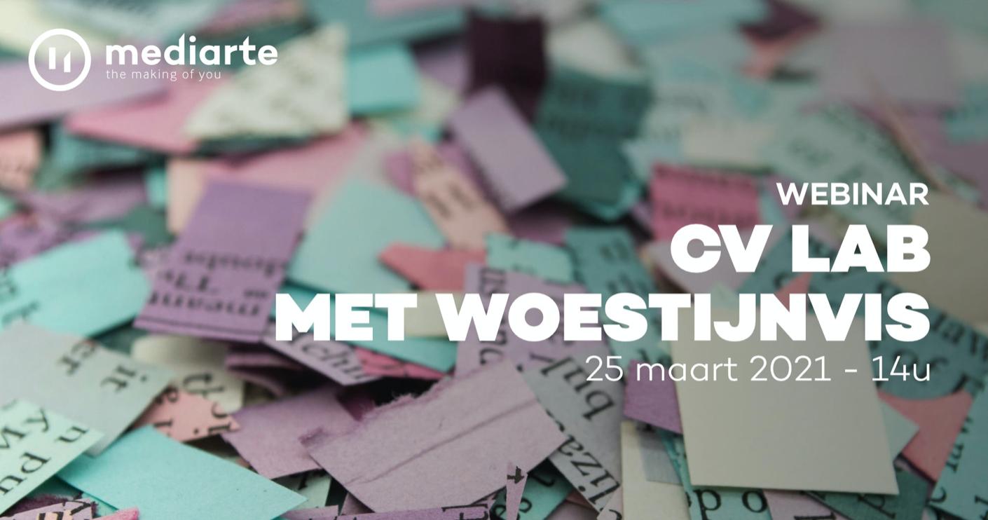 CV Lab NL mediarte