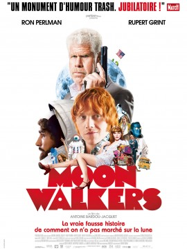Moonwalkers affiche - Nexus Factory