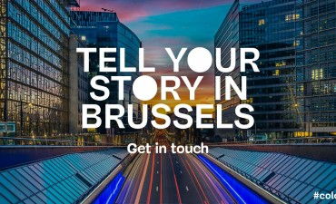 Tell your story in Brussels