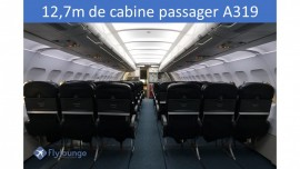 Passager cabine Flylounge