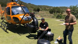Shotover K1 with SONY VENICE