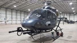 Helicopter solution Hobbs & Shaw // United Kingdom