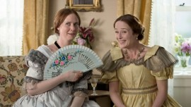 Cynthia Nixon & Jennifer Ehle in A Quiet Passion © Jo Voets/Hurricane Films/Potemkino