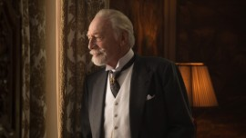 Christopher Plummer in The Exception © Jo Voets/UMedia/EgoliTossell