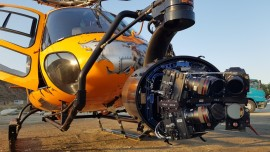 SHOTOVER K1 AERIALS HELICOPTER HYDRA SIX CAMERAS