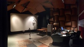 Foley/ADR Recording Stage