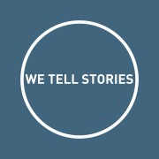 Logo We Tell Stories